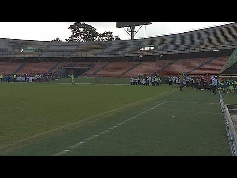 Inauguración Medellín Soccer Cup