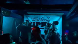 Blackout Hip Hop 25 years