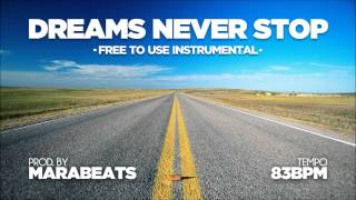 Hip Hop / Rap Beat Instrumental - Smooth Guitar [FREE Download] - DREAMS NEVER STOP - Mara Beats
