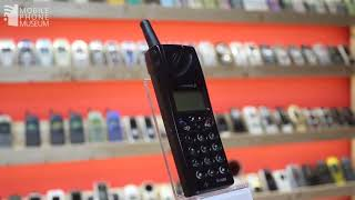 Ericsson SH 888 Black - review