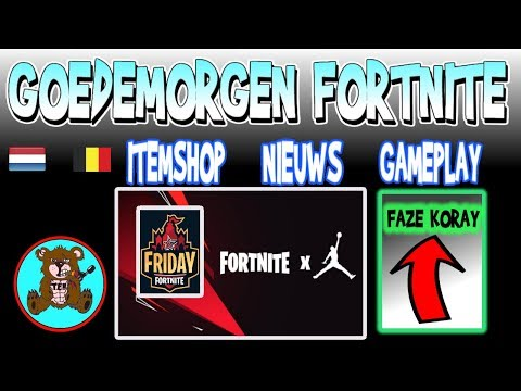 goedemorgen-fortnite-|-item-shop-22-mei-|-fortnite-x-jordan-|-(ten)-fortnite-nieuws-nederland