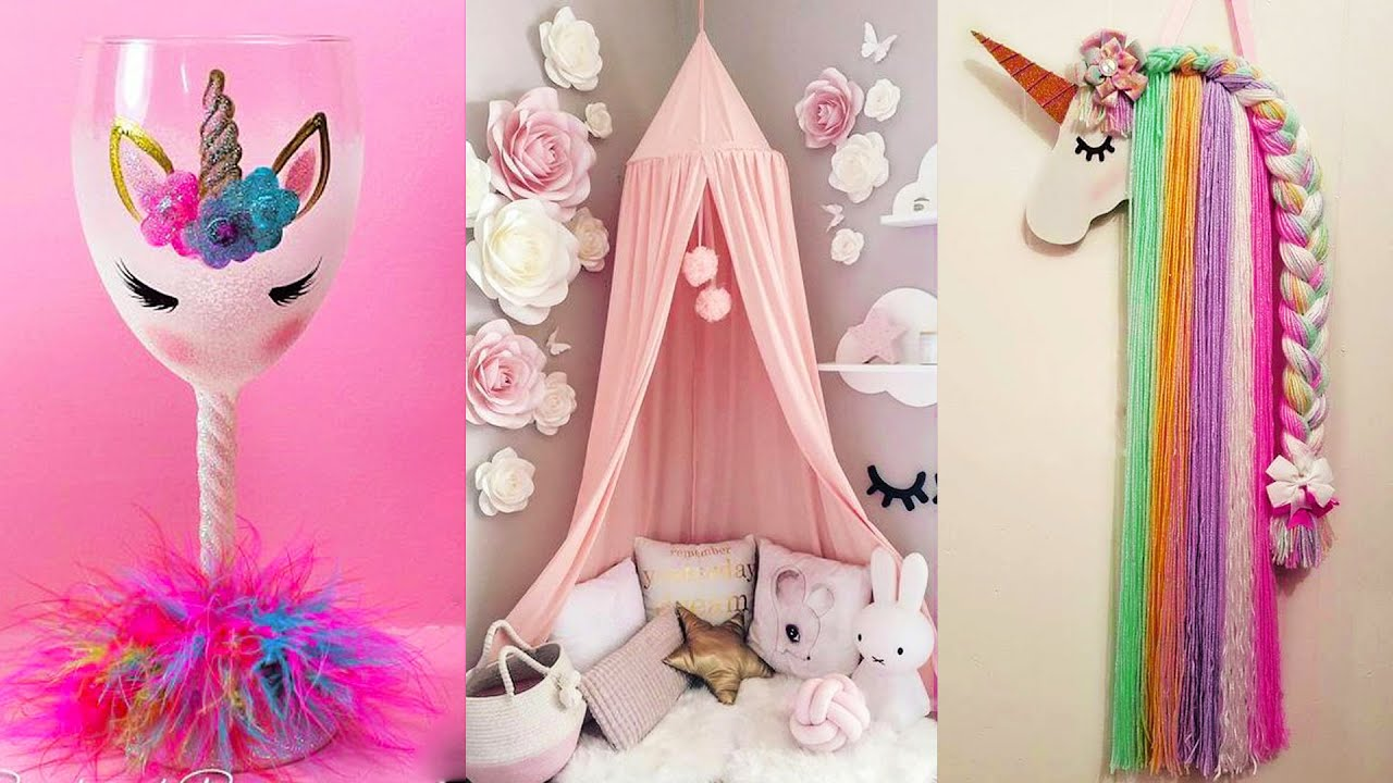 Diy Room Decor 12 Easy And Useful Diy Decorating Ideas Diy Wall Decor Pillows Etc Youtube