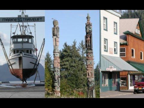 Wrangell Alaska Downtown Tour Youtube