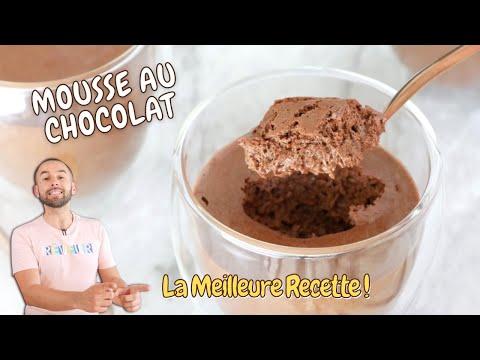 mousse-au-chocolat---recette-facile-et-rapide
