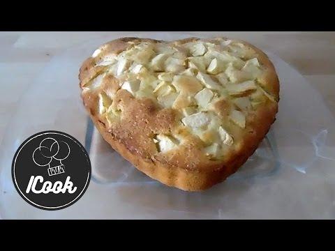 recette-facile---un-gâteau-nature-aux-pommes
