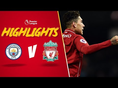 Firmino on target again for Reds | Man City 2-1 Liverpool | Highlights