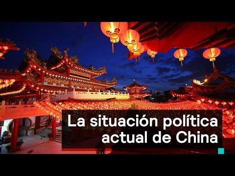 La situación política actual de China - Foro Global