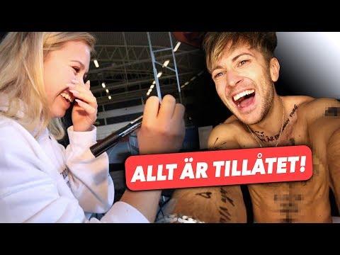 ALLA Melodifestivalens Artister SKRIVER på MIG | Experiment