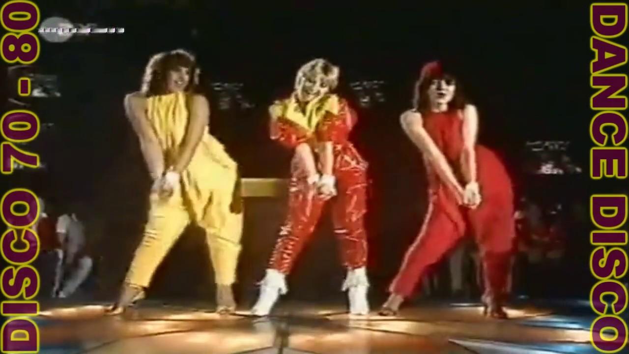 Disco Dance 70 80 25 Hit Videoteca Youtube