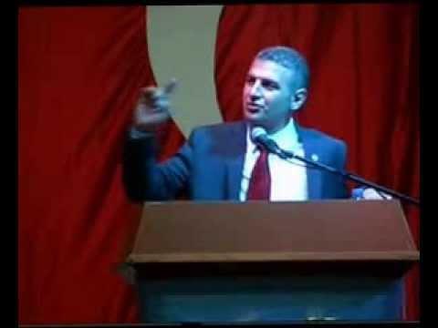 Mustafa Eren - Seyhan Ülkü Ocakları Başkanı
