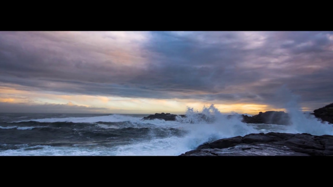 Nubble lighthouse nov 2017 - YouTube