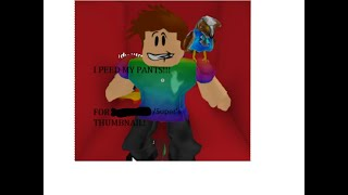 Playing games with my guy robloxrannosaurus!! (go on his stream link in descripton!)