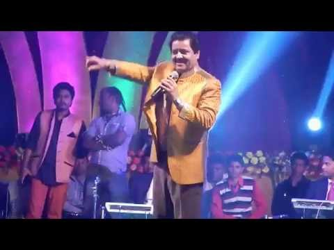 Jadu Teri Nazar | Udit Narayan Live | Haldia Trade Fair
