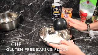 How To Make: Gluten-free Almond Butter Cookies!