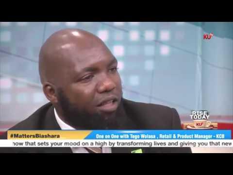 Retail & Product Manager at KCB   Islamic Banking, Tego Wolasa