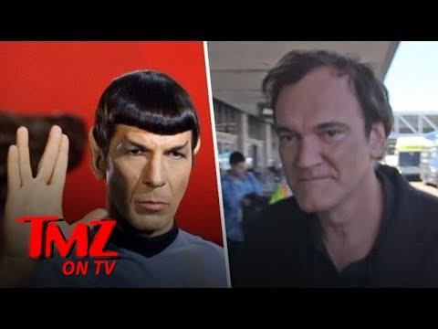 Quentin Tarantino Would Direct 'Star Trek.' | TMZ TV