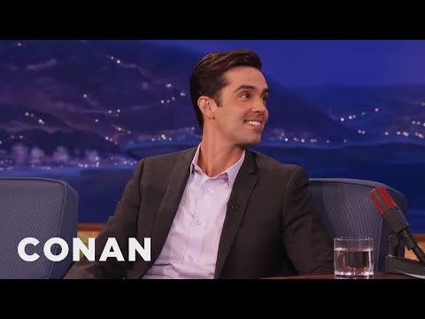 Michael Carbonaro's FishSticker Magic Trick   CONAN on TBS