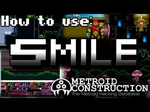 SMILE Tutorial - GFX Editor Overview