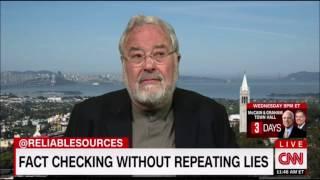 Fact Checking Donald Trump without repeating Lies - science behind trump lies , Prof Lakoff