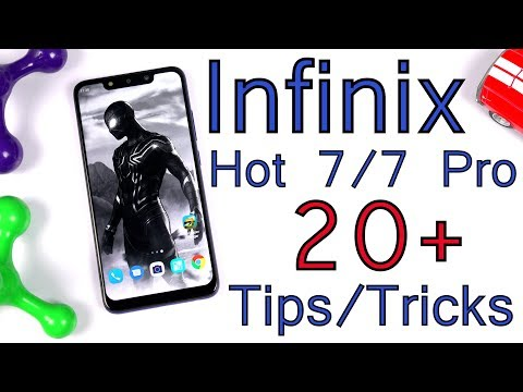 Infinix Hot 7 / 7 Pro 20+ Tips and Tricks – Greedytech