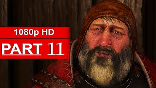 The Witcher 3 Gameplay Walkthrough Part 11 [1080p HD] Witcher 3 Wild Hunt - No Commentary