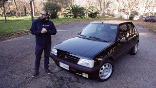 Peugeot 205 1.9 gti | ecco il vincitore! #mifacciounclassico