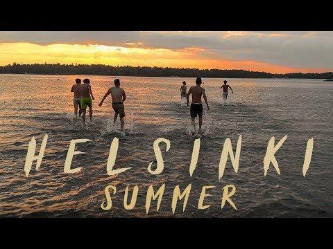Helsinki Summer 2018