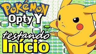 Pokémon Opty - Y (Hack Rom - GBC) - O Início