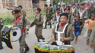 Download lagu Drumband Banser Satkoryon Patebon di Bandengan Kendal