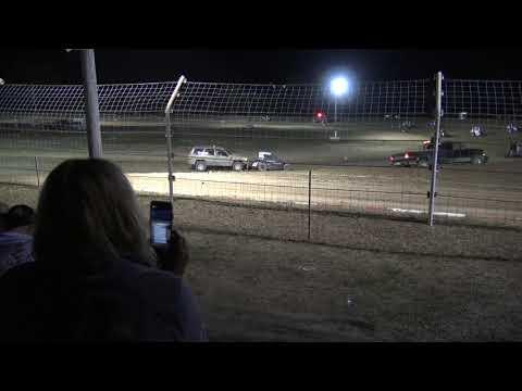 Montpelier Motor Speedway Midget Feature Part Two 9-14-19