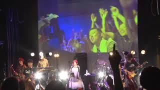 永井真理子ライブ2018 in WWW プリティ ロックンロール ライブ映像.