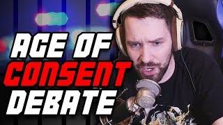 Age of Consent - Destiny Debates