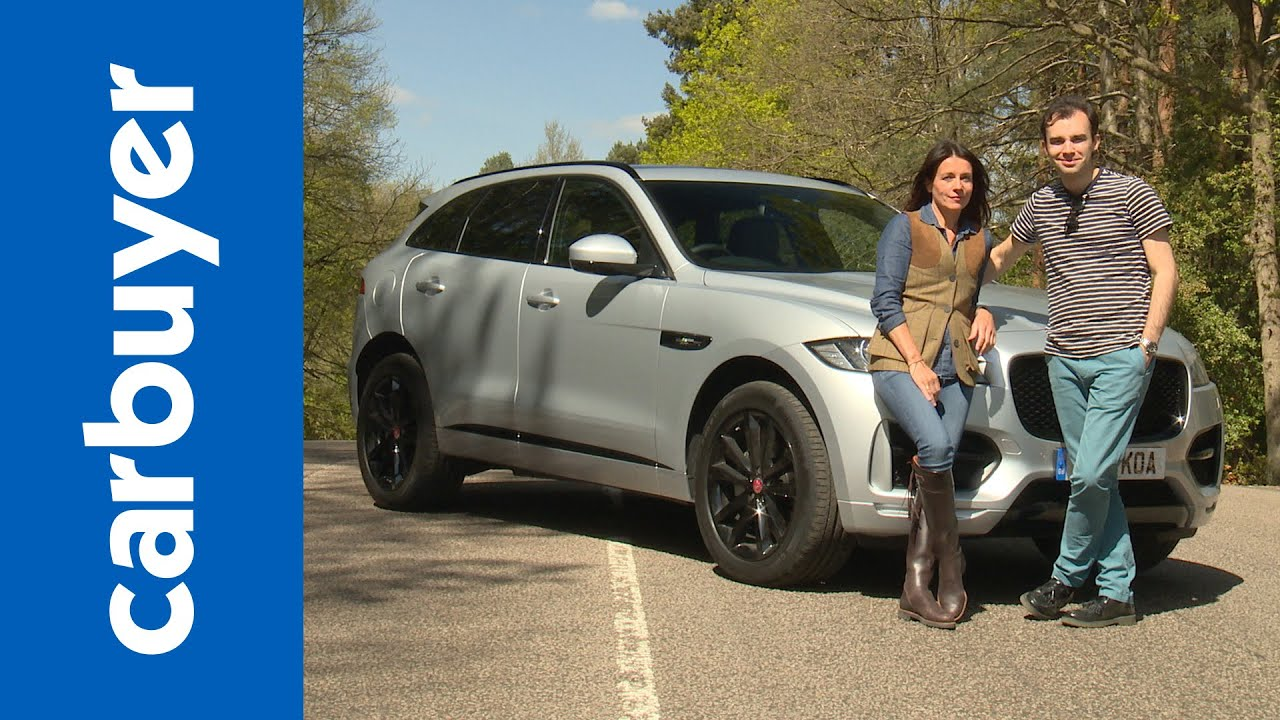 New Jaguar F Pace 2016 Review Carbuyer Youtube
