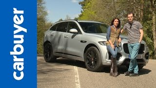 Jaguar F-Pace SUV in-depth review - Carbuyer
