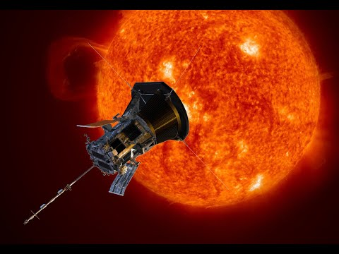 Revealing New Science From NASA's Mission To Touch The Sun