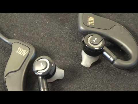 Altec Lansing Back Beat 906 Bluetooth Stereo Headphones Revi