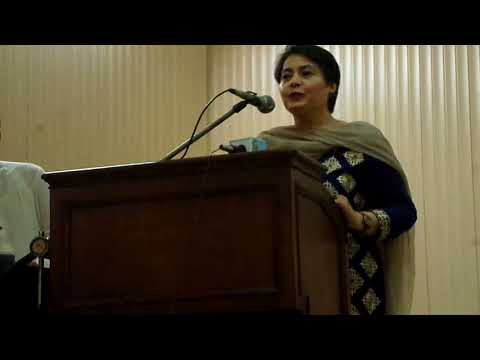 Z NEWS NETWORK [ LAHORE MUSEUM SEMINAR - INTERNATIONAL INFORMATION DAY ] PART/1 ,