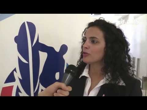 AIPS Young Reporters @ FIFA U17WWC: interview with Honey Thaljieh, FIFA Communications Manager