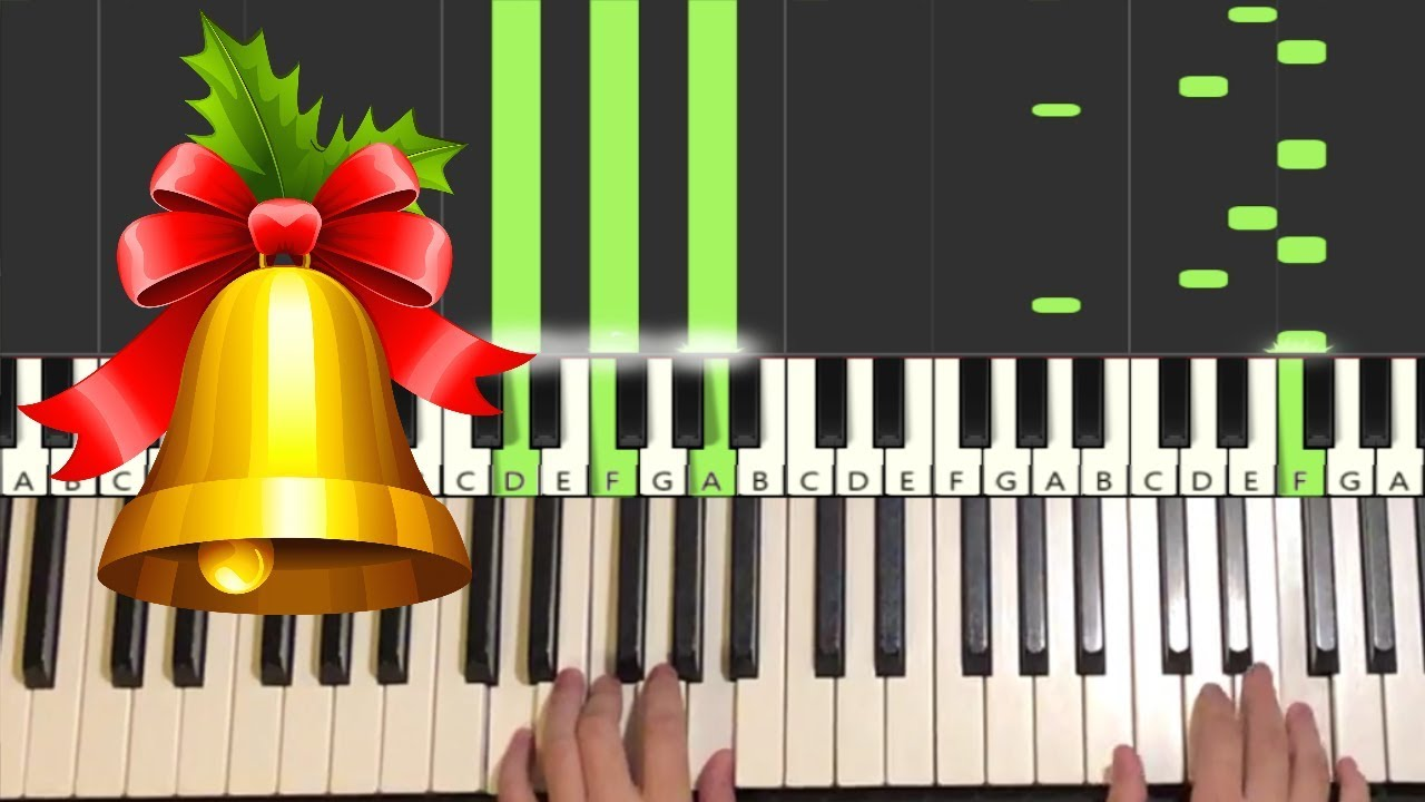 Download Carol Of The Bells (Piano Tutorial Lesson)