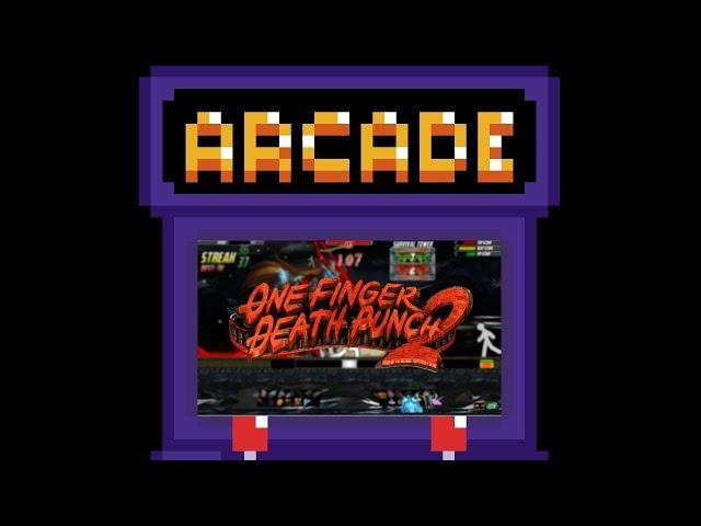 One Finger Death Punch 2 | Hyper's Arcade