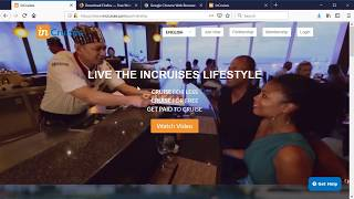 How to join inCruises for the best cruise deals and opportunity