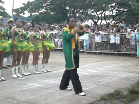 Banda 29 Tanay, Rizal - Band Drill Exhibition
