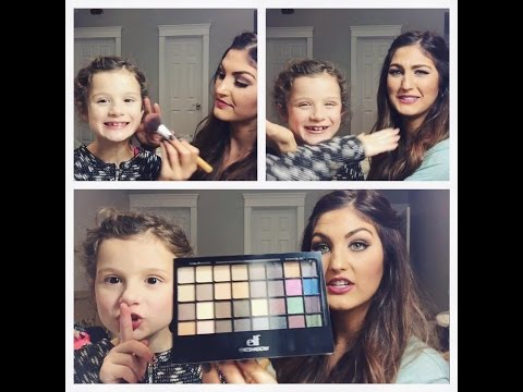 Thumbnail: Short&Sweet 7 Minute Makeup With Hayley! | Paige Danielle