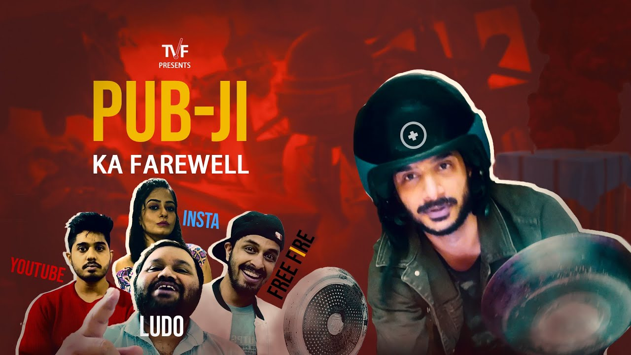 PUBG-JI ka farewell ft. Shivankit Parihar, Shreya Singh, Pratish Mehta and FauG