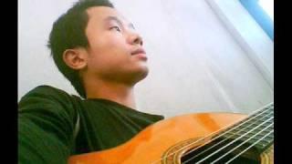 Giay phut em dem (nhac khong loi,solo guitar by haguitar)