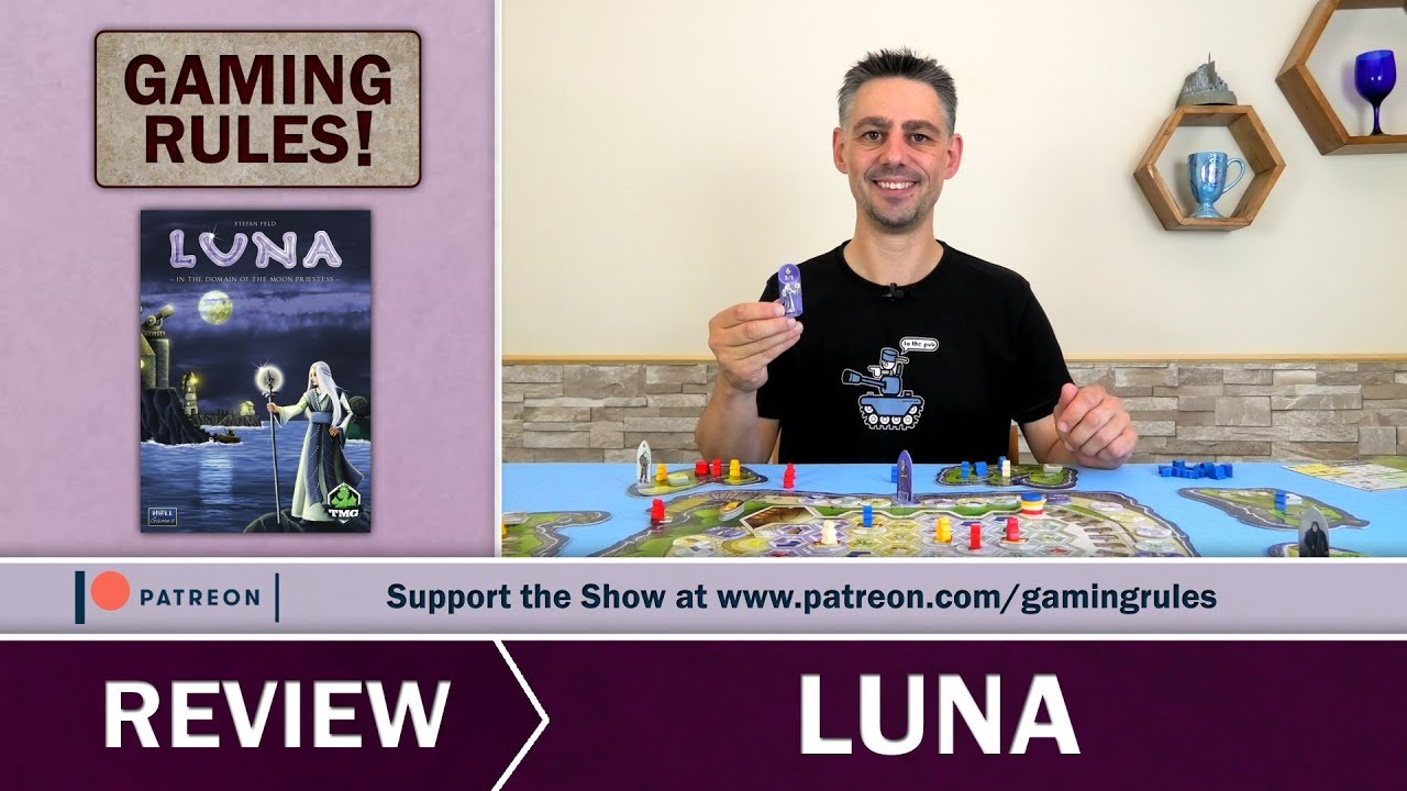 Luna – Gaming Rules! Review