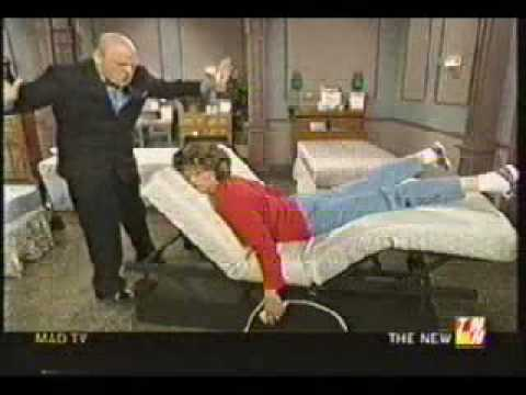 Mad TV  Lorraine Buys a Bed