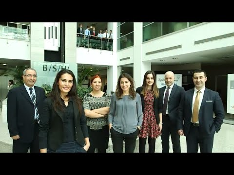 BSH Home Appliances Group in Turkey – from Cerkezköy out into the world