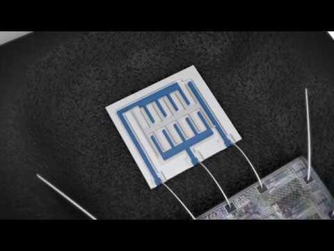 EN   Bosch Working principle of an acceleration sensor