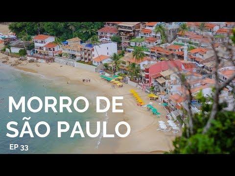 O QUE FAZER NA VILA DE MORRO DE SÃO PAULO | MORRO DE SÃO PAULO 1 | COMO CHEGAR 33